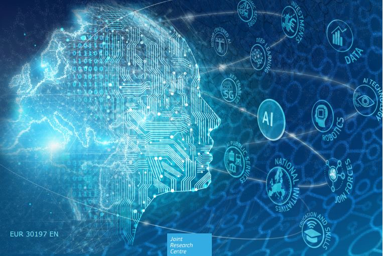 "Pubblicato dal JRC Science il report dal titolo ""AI Watch - Artificial Intelligence in Medicine and Healthcare: applications, availability and societal impact"